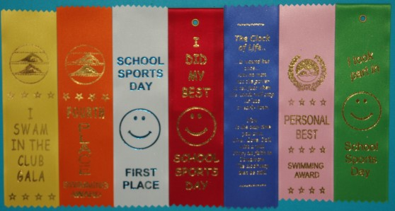 Printed Ribbon Awards