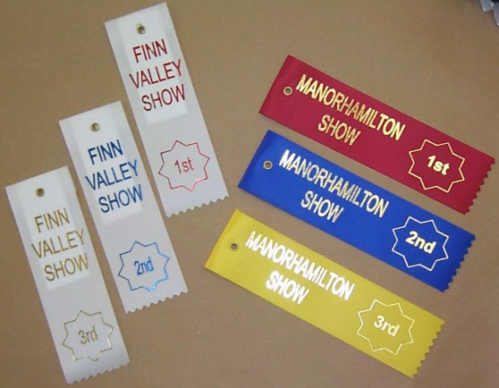 Show Ribbon Awards